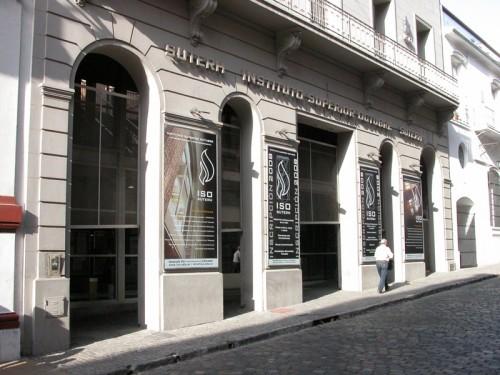 Instituto Superior Octubre ISO