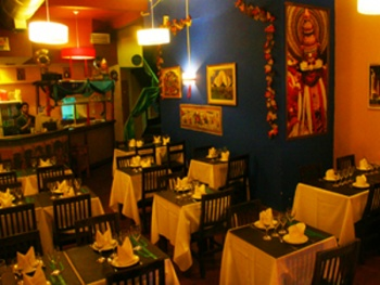 Restaurante Delhi Darbar