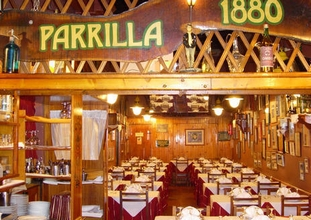 Restaurante Parrilla 1880