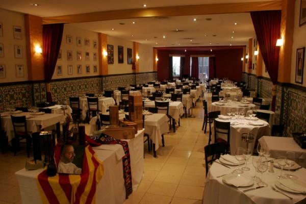 Restaurante Casal de Catalunya