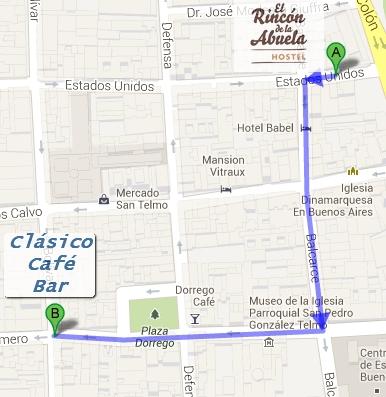 Mapa-hostal-camino-direccion-bar