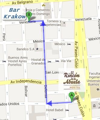calles-dirección-ruta-guia