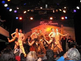 Show de Tango El Viejo Almacén