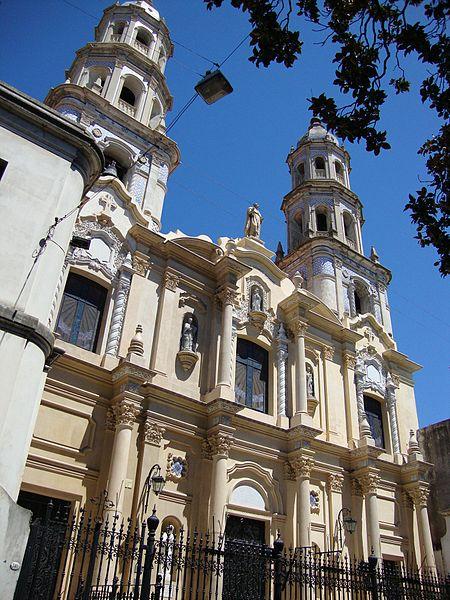 Parroquia San Pedro González Telmo